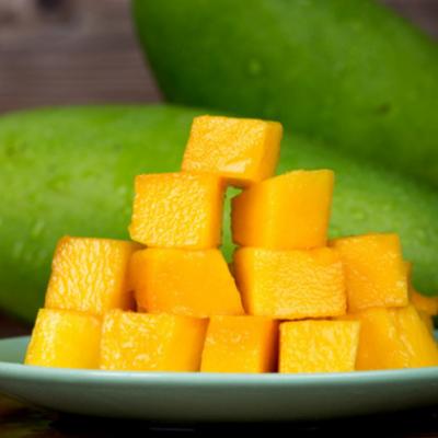 越南玉芒大芒果包甜香新鲜水果当季热带现摘2/5/9斤整箱批发