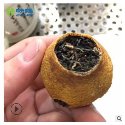 2017年柠檬红茶 柠檬加上云南滇红里料一粒一泡50个一斤柠檬红茶