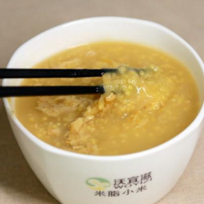 陕北米脂月子米500g装 五谷杂粮宝宝米批发 2019新米贴牌黄小米