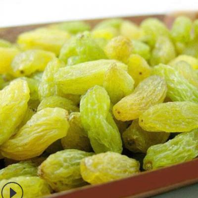 新疆特产 吐鲁番无核黄绿葡萄干袋装干果零食一件代发