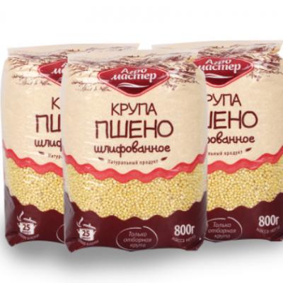 俄罗斯进口小米稻谷 五谷杂粮新米BB米月子米800g一件代发