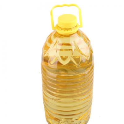 俄罗斯进口食品维生素精炼葵花籽油食用油居家礼品5L一件代发