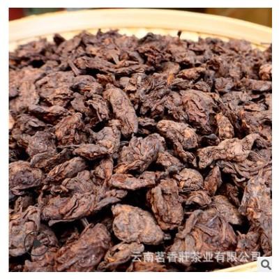 批发 云南2017年早春勐海老茶头小陀 普洱熟茶 产地货源 厂家直销