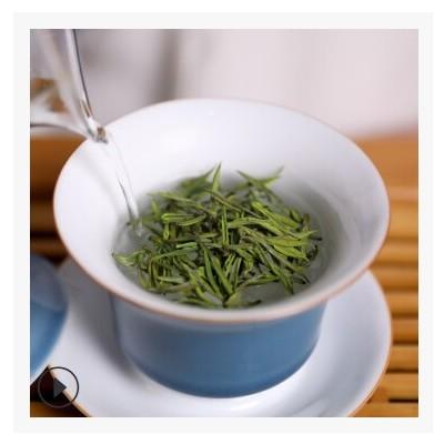 2021春茶安吉白茶新茶上市明前茶250g礼盒装高山安吉白茶代发批发
