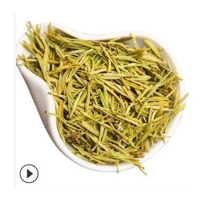 安吉高山黄金芽2021春茶新茶黄金芽开园头采50g散装批发一件代发