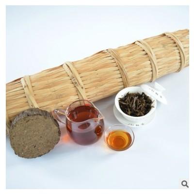 安化特产 百两茶 安化黑茶礼品花卷茶叶茶叶厂家直销