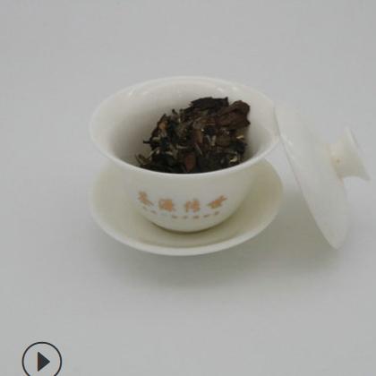 批发2010年老寿眉350g私藏茶福鼎白茶饼 高山老白茶茶叶饼