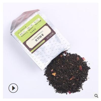 Hokyo红茶德国进口红茶养生茶大吉领红茶德国花果茶50g